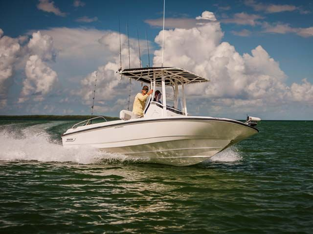 For Sale: 2016 Boston Whaler 210 21ft<br/>MarineMax - Hall Marine - Columbia