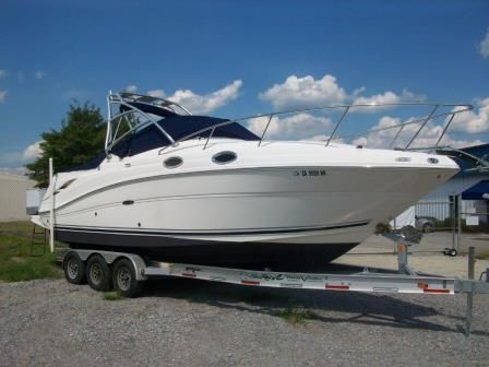 2006 Sea Ray boat for sale, model of the boat is 270 Amberjack & Image # 2 of 11