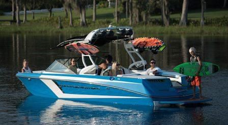 For Sale: 2016 Nautique Super Air 23ft<br/>MarineMax Hall Marine Columbia