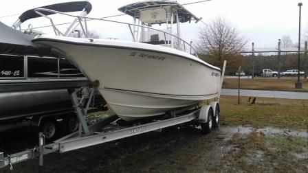For Sale: 2007 Key West 225 Cc 23ft<br/>MarineMax Hall Marine Columbia