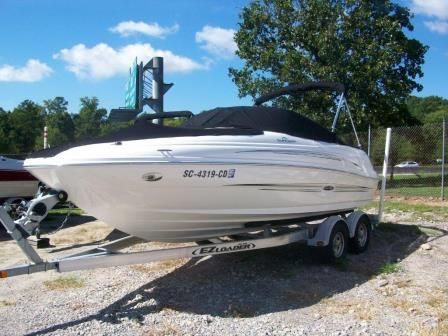 For Sale: 2011 Sea Ray 200 Sundeck 21ft<br/>MarineMax - Hall Marine - Columbia