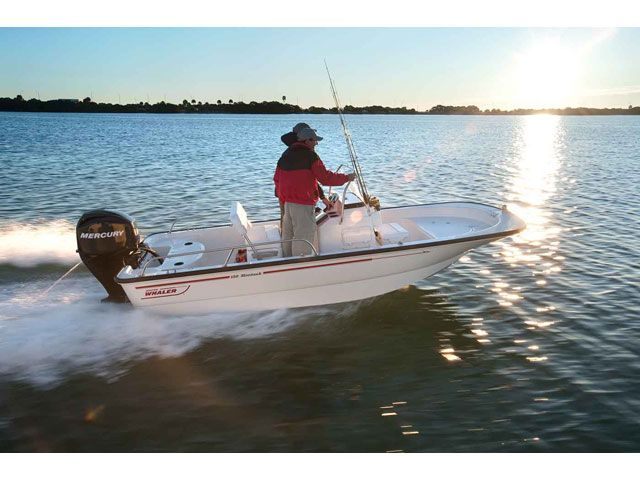 2017 Boston Whaler boat for sale, model of the boat is 150 & Image # 2 of 10