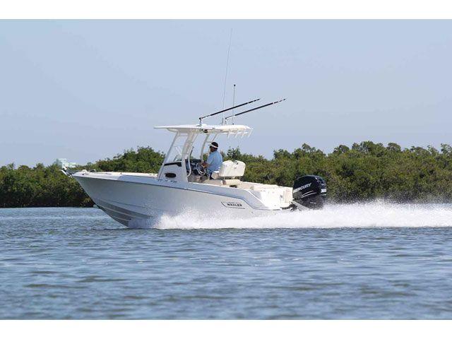 For Sale: 2017 Boston Whaler 230 23ft<br/>MarineMax - Hall Marine - Columbia