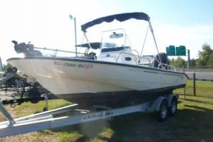 2007 BOSTON WHALER 220 for sale