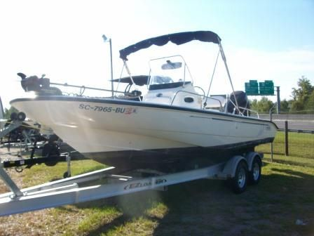 For Sale: 2007 Boston Whaler 220 23ft<br/>MarineMax Hall Marine Columbia