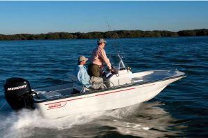 2017 BOSTON WHALER 150 for sale