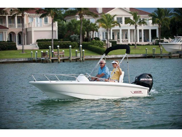2017 Boston Whaler boat for sale, model of the boat is 130 Super Sport & Image # 2 of 10
