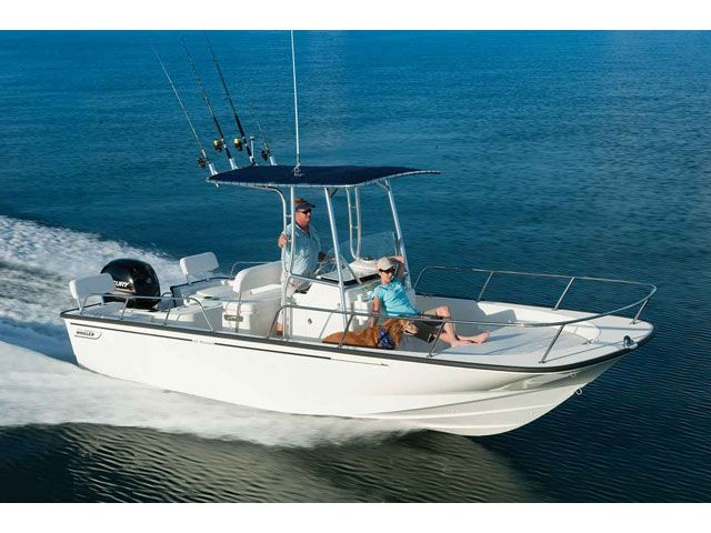 For Sale: 2017 Boston Whaler 210 22ft<br/>MarineMax Hall Marine Columbia