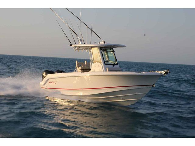 For Sale: 2017 Boston Whaler 250 26ft<br/>MarineMax - Hall Marine - Columbia