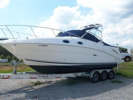 2006 Sea Ray boat for sale, model of the boat is 270 Amberjack & Image # 1 of 11