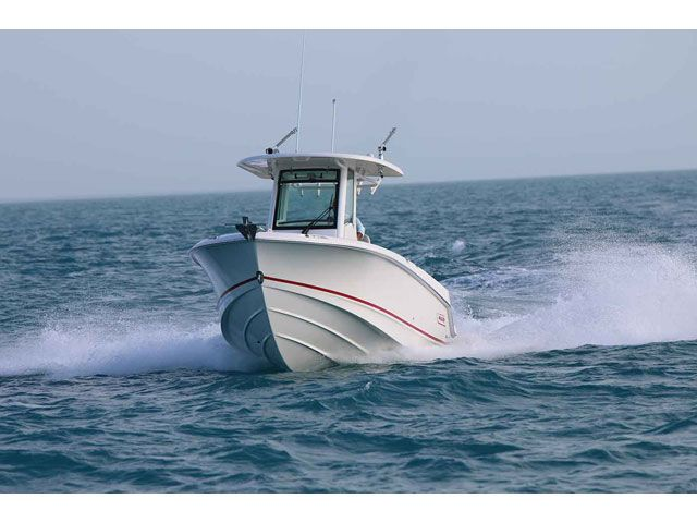 2017 Boston Whaler boat for sale, model of the boat is 250 & Image # 2 of 10