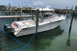 2002 GRADY WHITE EXPRESS 330 for sale