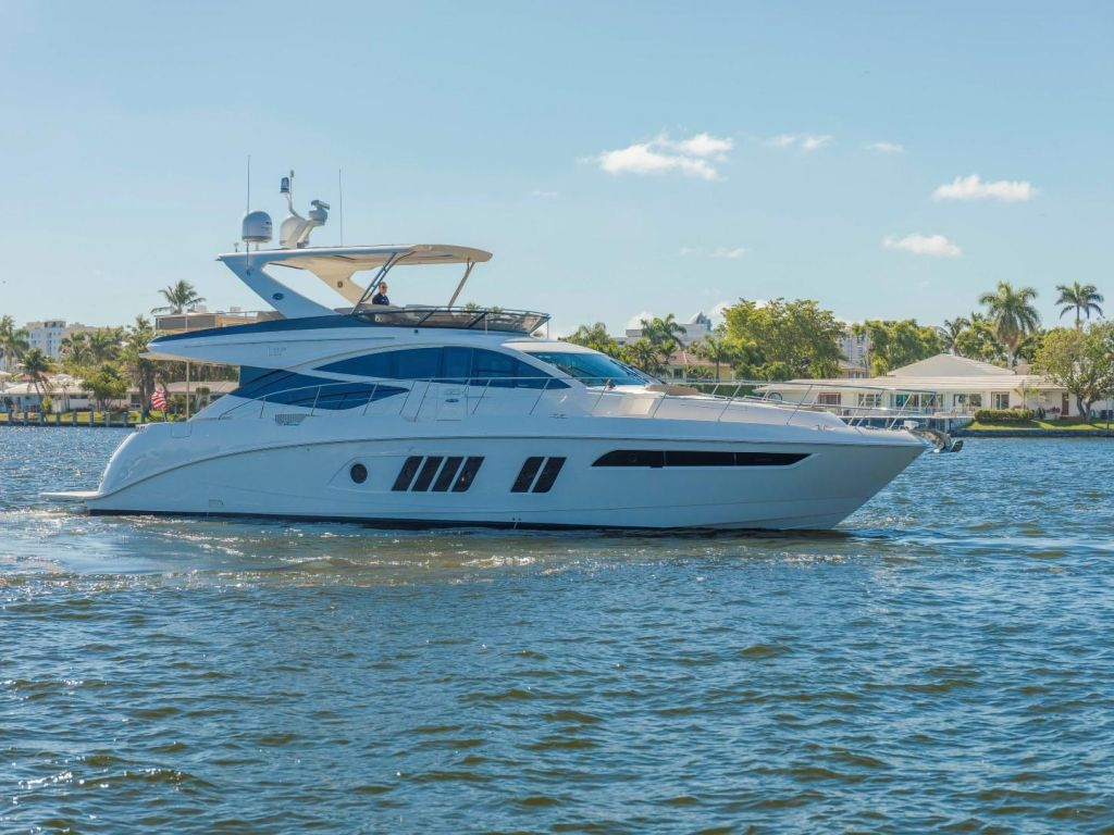 2018 Sea Ray boat for sale, model of the boat is L650 Fly & Image # 10 of 73