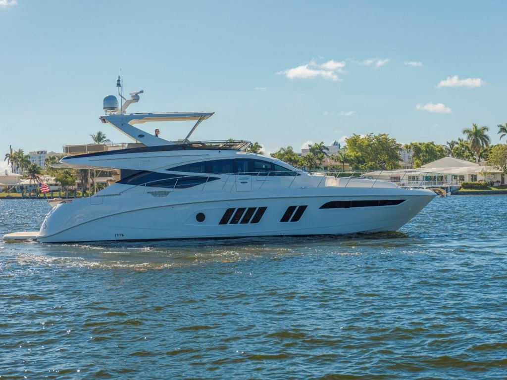 2018 Sea Ray boat for sale, model of the boat is L650 Fly & Image # 9 of 73