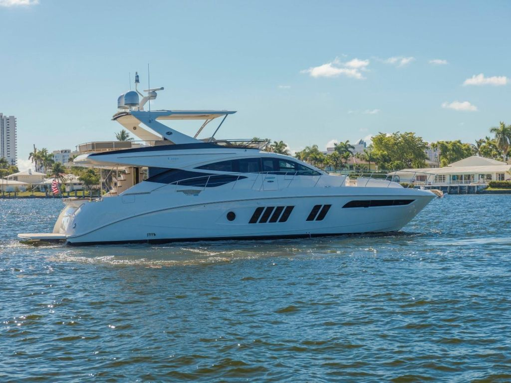 2018 Sea Ray boat for sale, model of the boat is L650 Fly & Image # 8 of 73