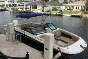 Used Dual Consoles Boats For Sale In Florida - Page 1 of 1
