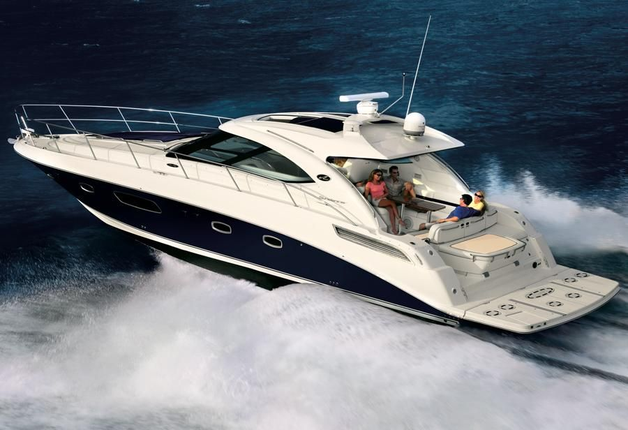 2012 Sea Ray boat for sale, model of the boat is 470 Sundancer & Image # 1 of 9