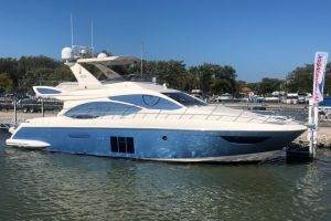 2013 AZIMUT FLYBRIDGE 53 for sale