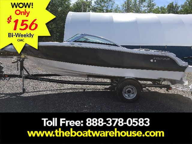 For Sale: 2018 Four Winns H190 Volvo Penta 200hp Tower Trailer Ext Platform 19ft<br/>The Boat Warehouse - Kingston