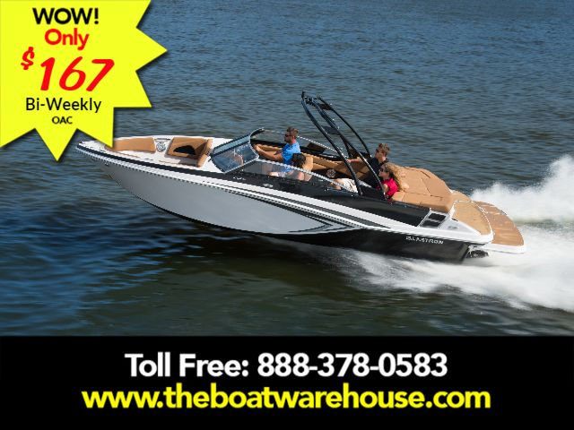 For Sale: 2018 Glastron Gt 225 22ft<br/>The Boat Warehouse - Kingston