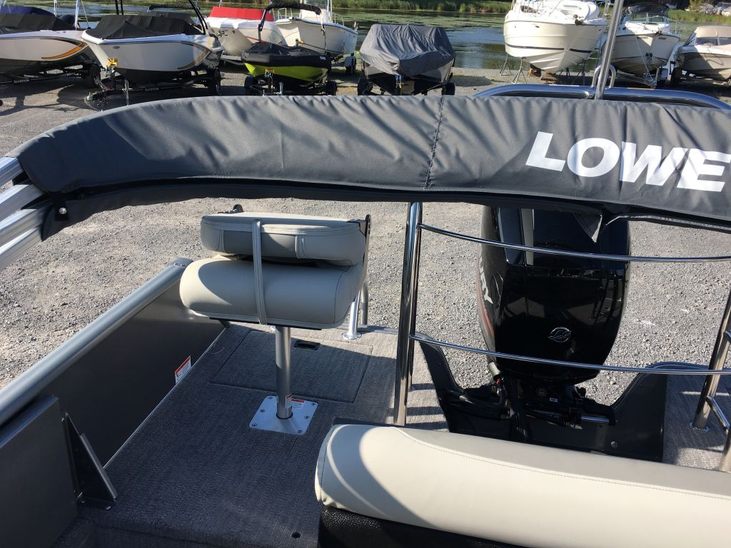 2017 Lowe boat for sale, model of the boat is SD 224 Mercury 150HP 4S & Image # 28 of 29