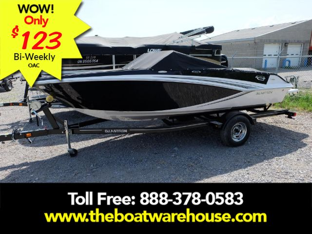 For Sale: 2018 Glastron Gt 185 Mercruiser 200hp Extended Swim Plat Trailer 18ft<br/>The Boat Warehouse - Kingston