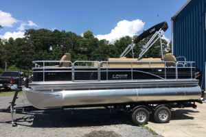 2017 LOWE SF214 TRI TOON for sale