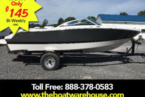 2018 FOUR WINNS H190 VOLVO PENTA 200HP TRAILER EXT PLATFORM for sale