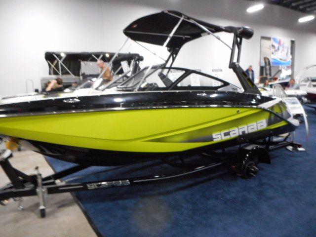 For Sale: 2018 Scarab 195 Ho Impulse 18ft<br/>The Boat Warehouse - Kingston