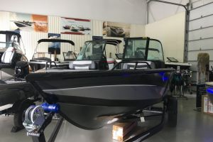 2017 LOWE FS 1610 MERC 115HP TRAILER FISH FINDER STEREO for sale