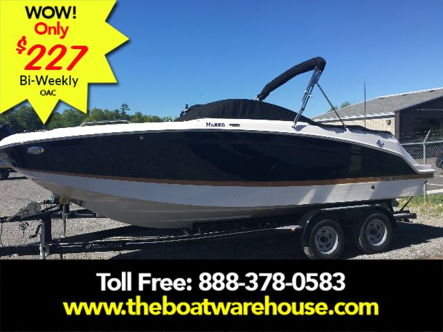 For Sale: 2017 Four Winns Hd 220 Volvo Penta V8 300hp Head With Pump Out Tandem Trailer 22.1ft<br/>The Boat Warehouse - Kingston