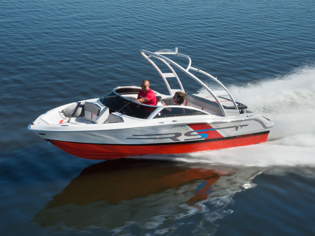 2018 Four Winns boat for sale, model of the boat is H180 RS Extended Swim Platform V6-200/SX & Image # 4 of 16