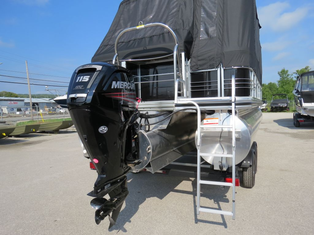 2017 Lowe boat for sale, model of the boat is SS210 Mercury 115HP Trailer Full Enclosure Tri-Toon & Image # 24 of 28