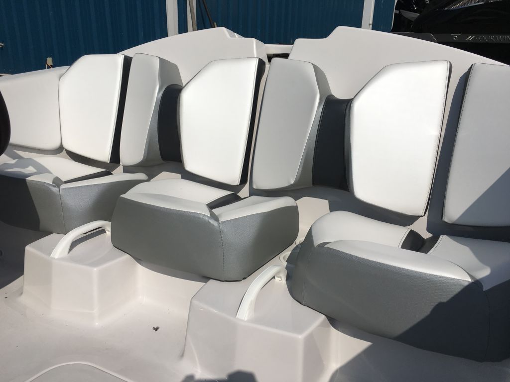 2018 Scarab boat for sale, model of the boat is 165 Ghost Rotax 150HP Trailer & Image # 9 of 13