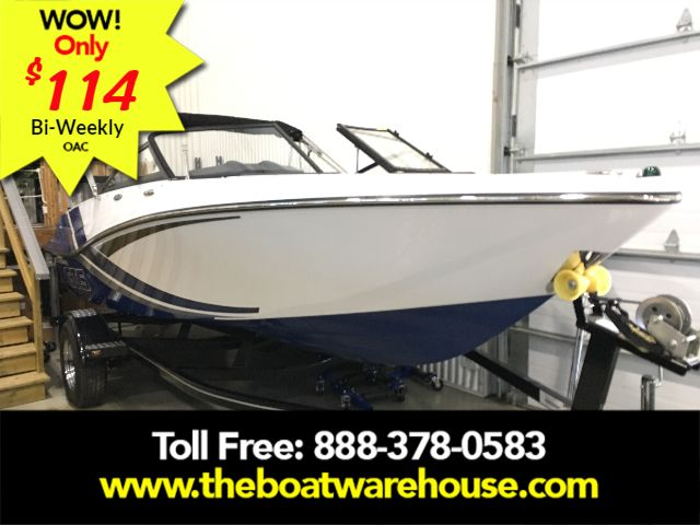 For Sale: 2018 Glastron Gts 180 Mercury 115hp  Trailer 17ft<br/>The Boat Warehouse - Kingston