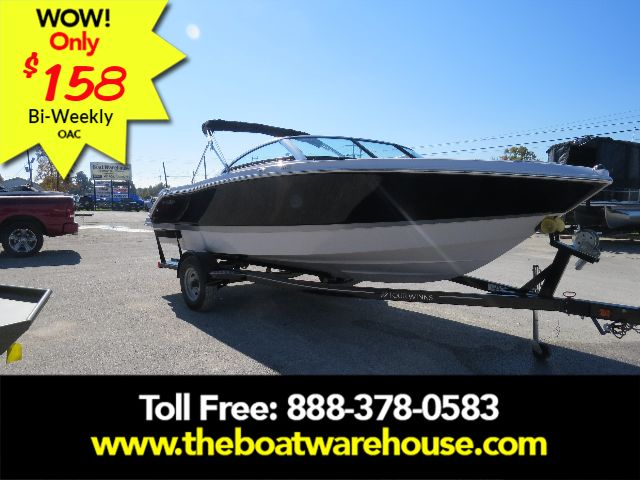For Sale: 2017 Four Winns H200 Volvo V6 225hp Extended Swim Platform Trailer 20ft<br/>The Boat Warehouse - Kingston