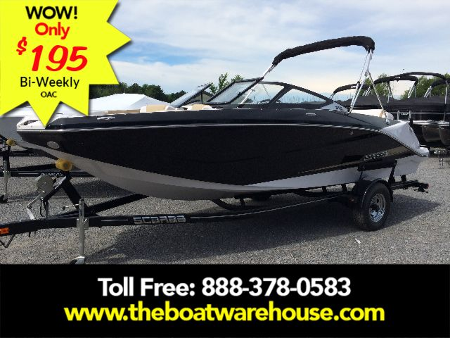 For Sale: 2017 Scarab 215 Ho Jet  Rotax 200hp Cat Pt/st Sc Platinum Cockpit Digital Speed Control Pkg 21ft<br/>The Boat Warehouse - Kingston