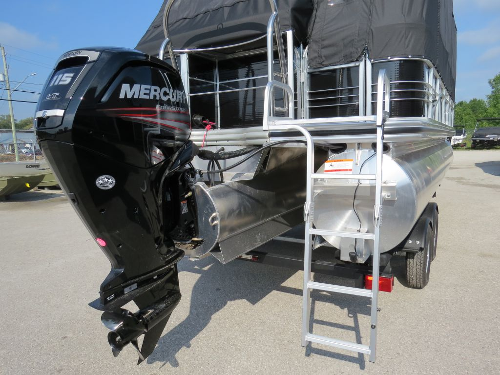 2017 Lowe boat for sale, model of the boat is SS210 Mercury 115HP Trailer Full Enclosure Tri-Toon & Image # 23 of 28