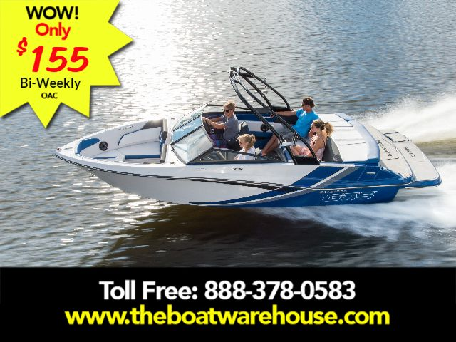 For Sale: 2018 Glastron Gts 205 Mercruiser 250hp Trailer Ext Swim Platform 20ft<br/>The Boat Warehouse - Kingston