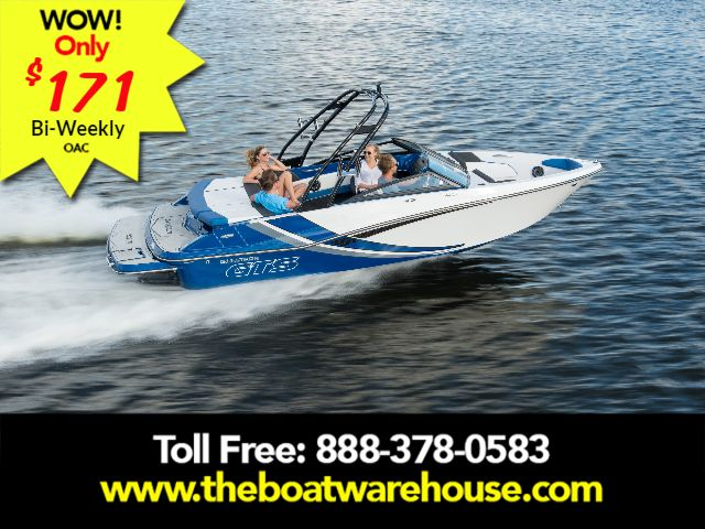 For Sale: 2018 Glastron Gts 205 Mercruiser 250hp Trailer Wake Tower Ext Swim Platform 20ft<br/>The Boat Warehouse - Kingston