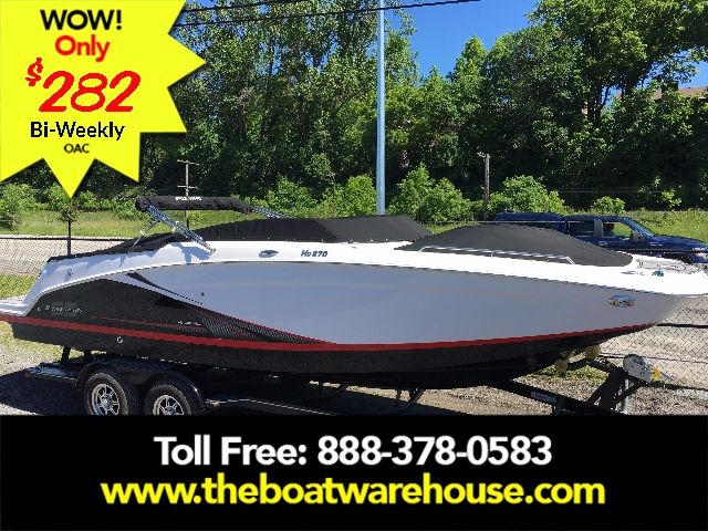 For Sale: 2016 Four Winns Hd 270ss Mercruiser 350hp  Trailer Toilet 26.4ft<br/>The Boat Warehouse - Kingston