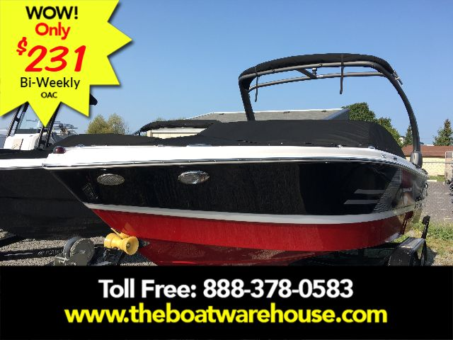 For Sale: 2018 Four Winns H210ss Volvo 300hp Trailer Wake Tower 21ft<br/>The Boat Warehouse - Kingston