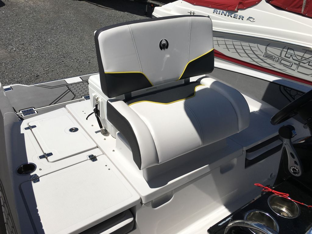 2017 Scarab boat for sale, model of the boat is 195 Open BRP 250HO Rotax T-top w/ bimini and tow pole drop down tailgate pump-out head cooler livewell trailer. & Image # 10 of 23