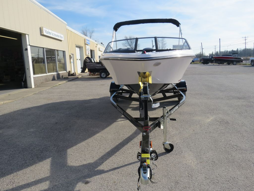 2018 Glastron boat for sale, model of the boat is GTS 180 Mercury 115HP  Trailer & Image # 9 of 19
