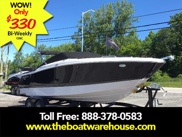 For Sale: 2017 Four Winns H260 Mercruiser 6.2l 350hp Tandem Trailer Bimini Top 26ft<br/>The Boat Warehouse - Kingston