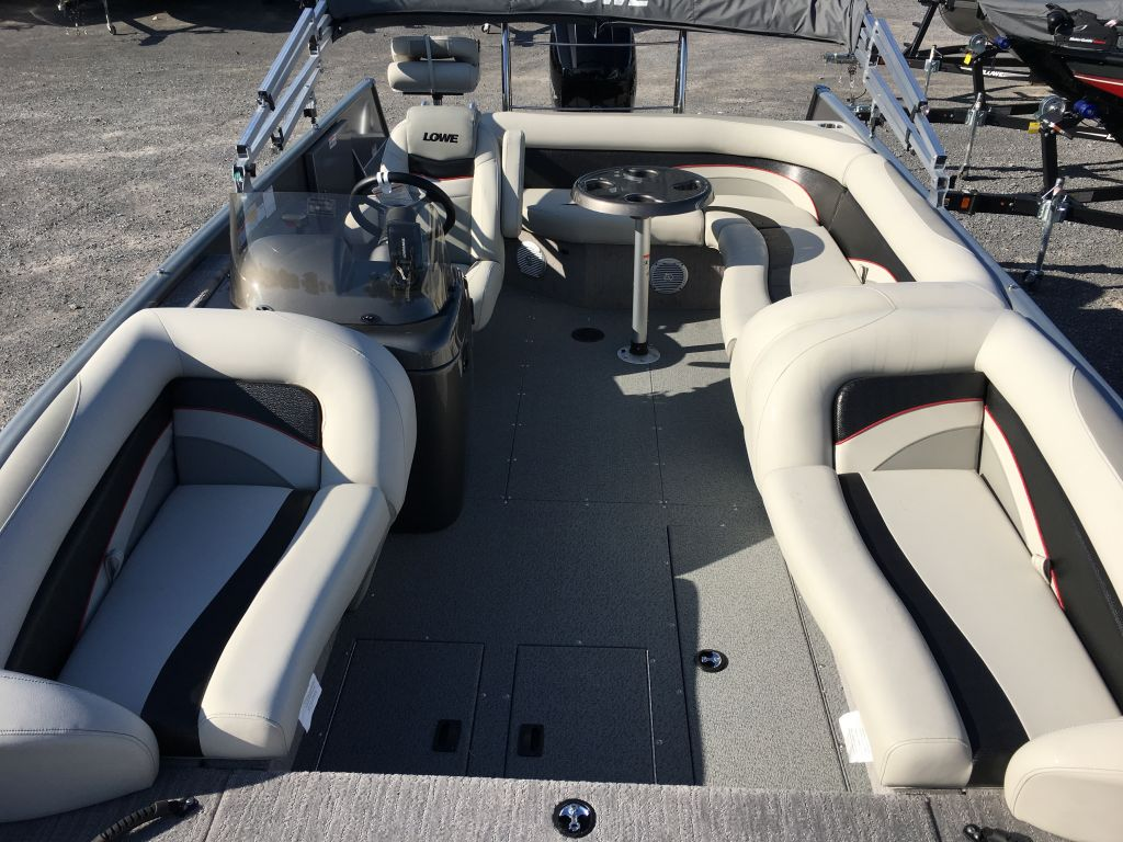 2017 Lowe boat for sale, model of the boat is SD 224 Mercury 150HP 4S & Image # 26 of 29