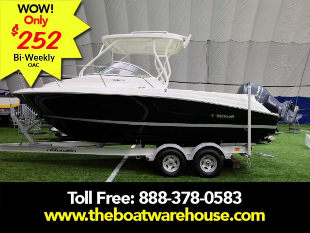For Sale: 2016 Wellcraft 232 Coastal Yamaha 200hp Four Stroke Hard Top With Full Enclosure Butane Stove 22ft<br/>The Boat Warehouse - Kingston