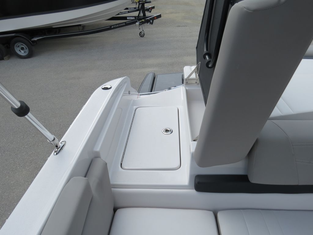 2018 Four Winns boat for sale, model of the boat is H210 Mercruiser 250HP Trailer & Image # 16 of 35