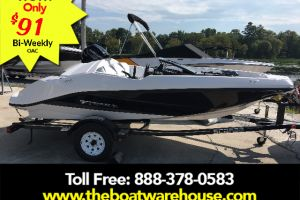2018 SCARAB 165 GHOST ROTAX 150HP TRAILER for sale