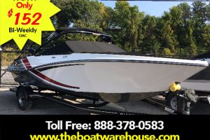 2017 GLASTRON GTS 205 MERCRUISER 250HP TRAILER WAKE TOWER EXT SWIM PLATFORM for sale